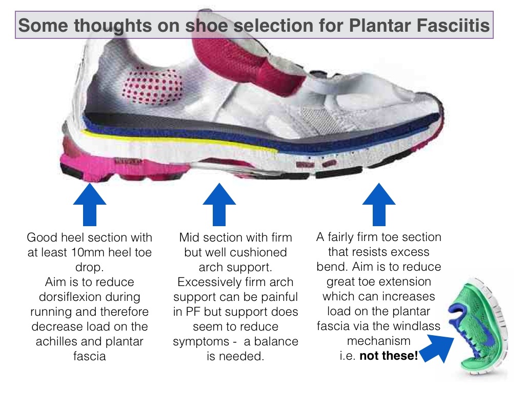 Barefoot Running Shoes For Plantar Fasciitis