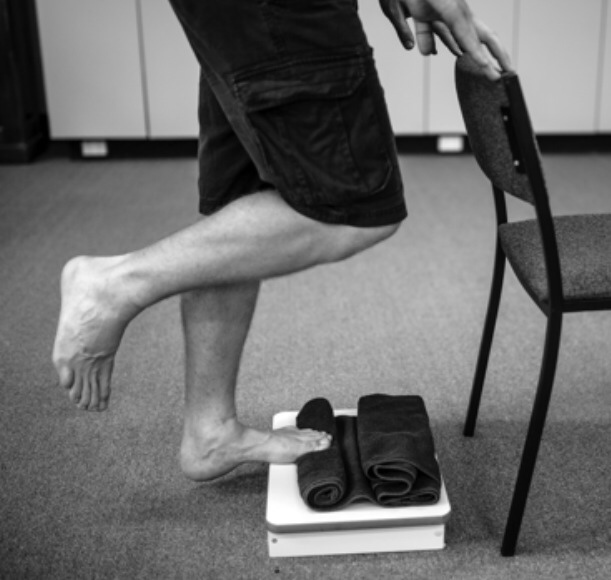 Exercise Bands Plantar Fasciitis: Important New Research By Michael