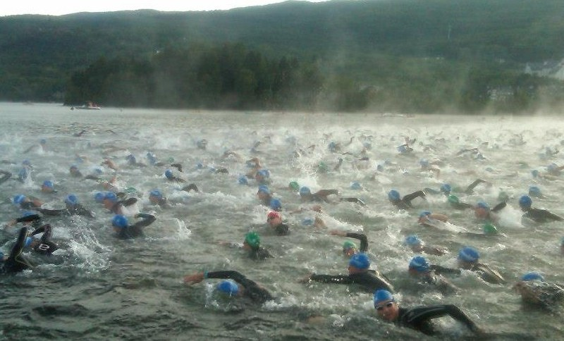 Ironman Mont Tremblant Race Report: The Experience