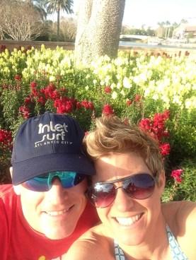 Time to enjoy the Florida sunshine!