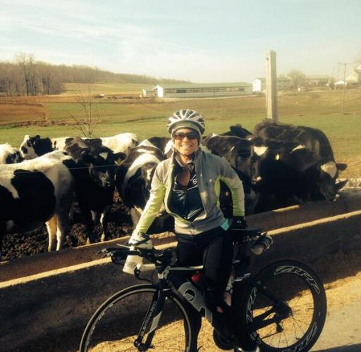 Cycling: Holding My Own