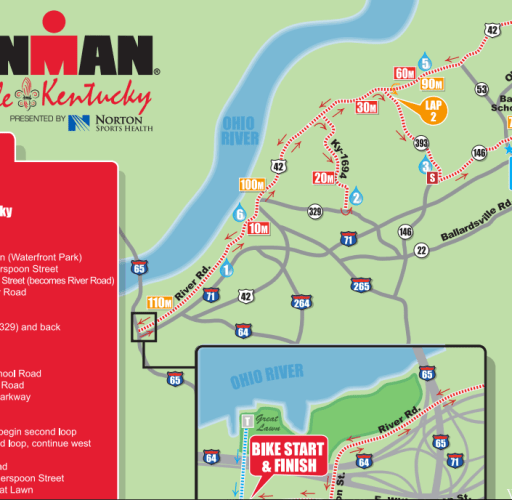 Ironman Louisville Course Overview & Tips for Racing It