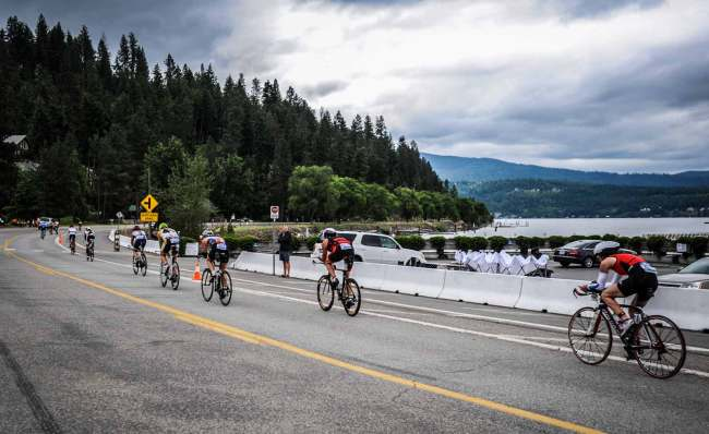Bike course as it goes out and back along Lake Coeur dAlene Drive. Image from http://sunnyrunningdotcom.files.wordpress.com/2014/02/eventpagecarousel-cdabike2.jpg.