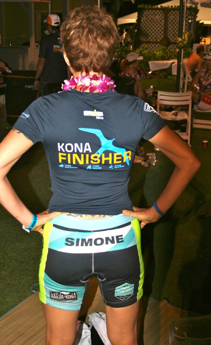 Persist, Persevere, Ho'omau: Ironman World Championship Race Report