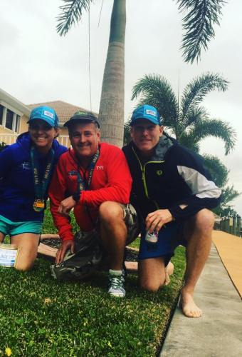 I'm Back: 2017 HITS Naples 70.3 Race Report