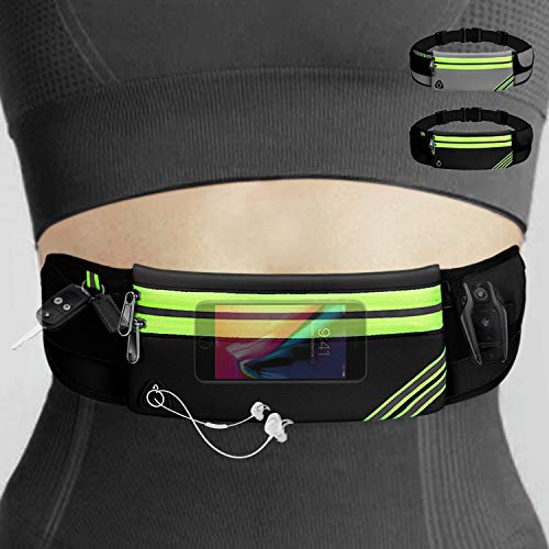 Waterproof /& Large Be Special and Colourful Suitable for Smartphones up to 7 Inches Lightweight Winner Type 54 Running Belt for Women