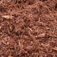 Red Mulch $36/yd