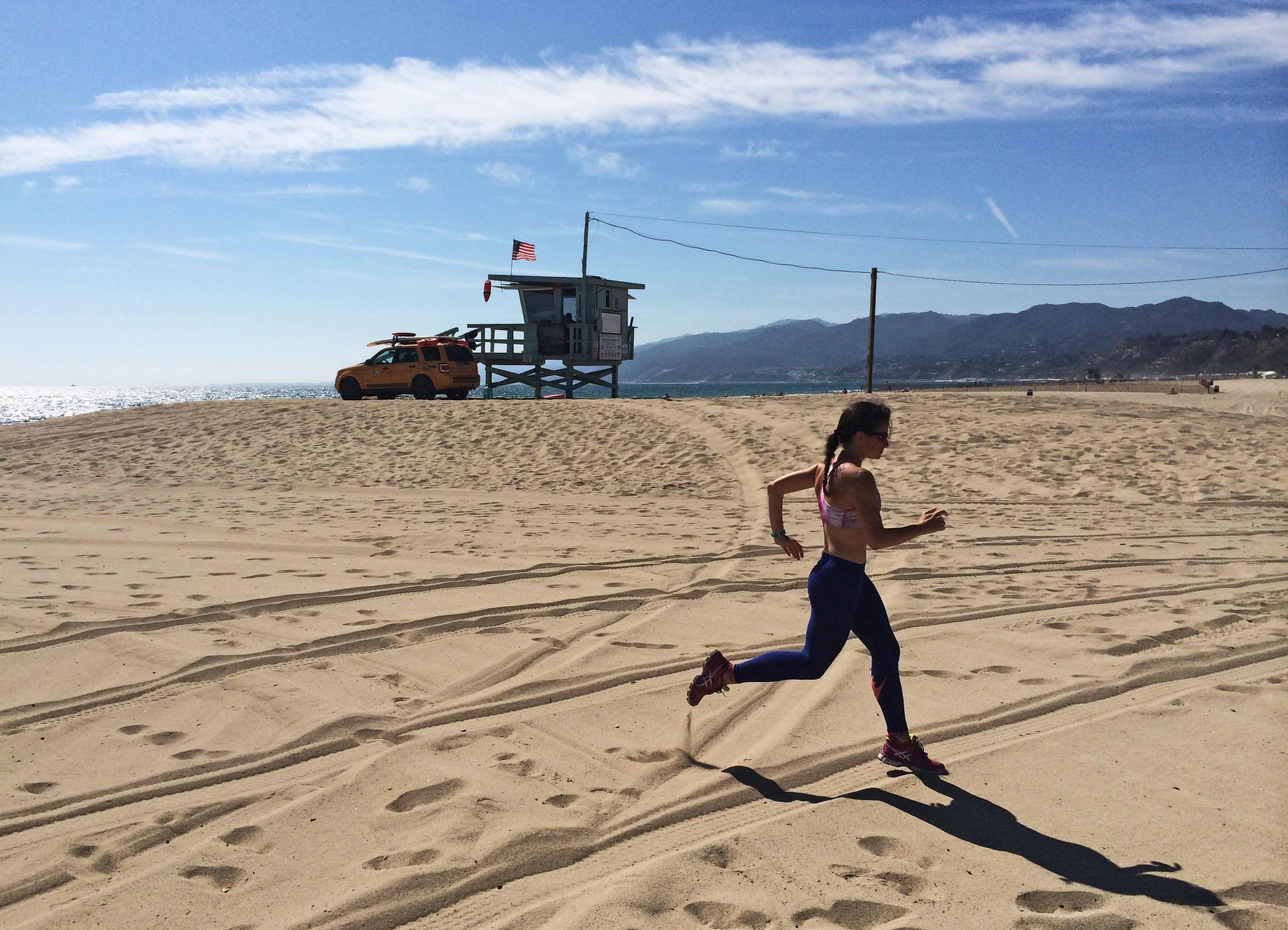 Sognando California: runnin' USA