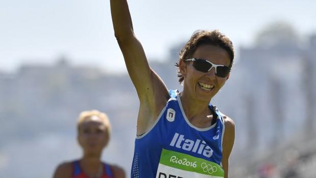 Catherine Bertone, la bella favola della maratona