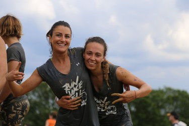 Foto donne Inferno run 8