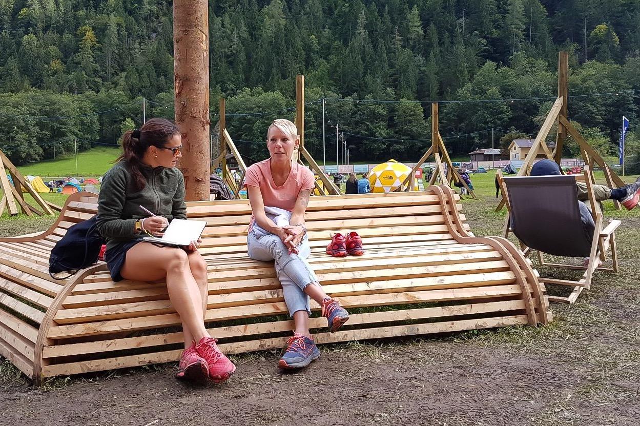 Chiacchiere tra donne: intervista a Graziana Pè