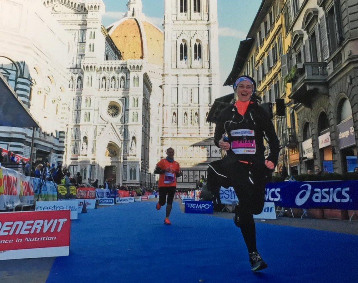 La Storia di Alessia – Una Principessa alla EA7 Milano Marathon