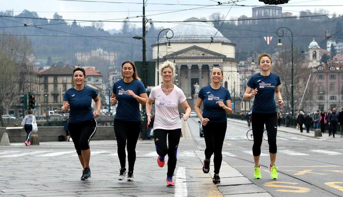 Le 100 Principesse di Torino – La Maratona di Torino si fa Rosa