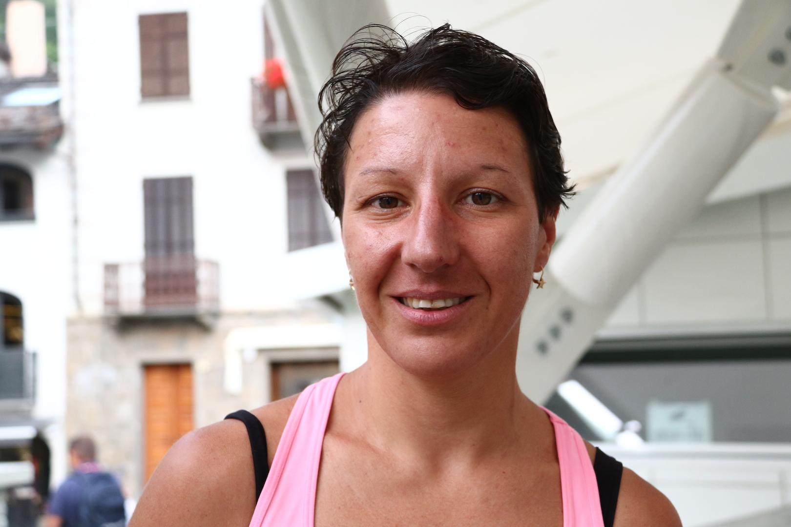 Ricordando Daniele: la corsa da podio di Chiara Giovando