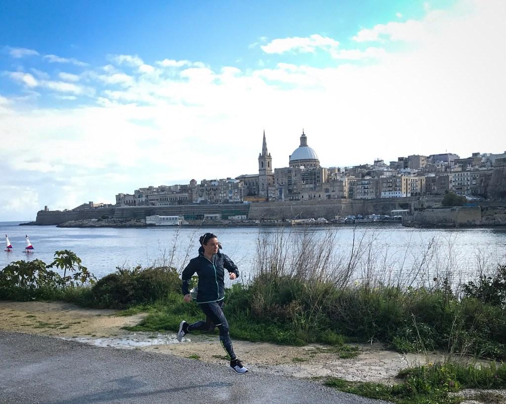 Malta-running
