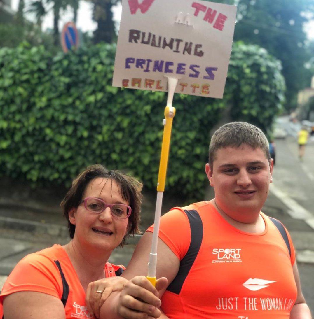 Corsa e autismo – Luca Corre