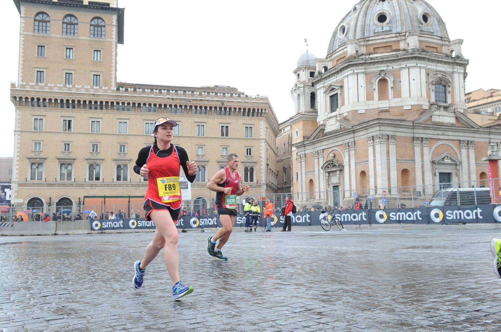 Correte con me a Roma: Acea Run Rome The Marathon