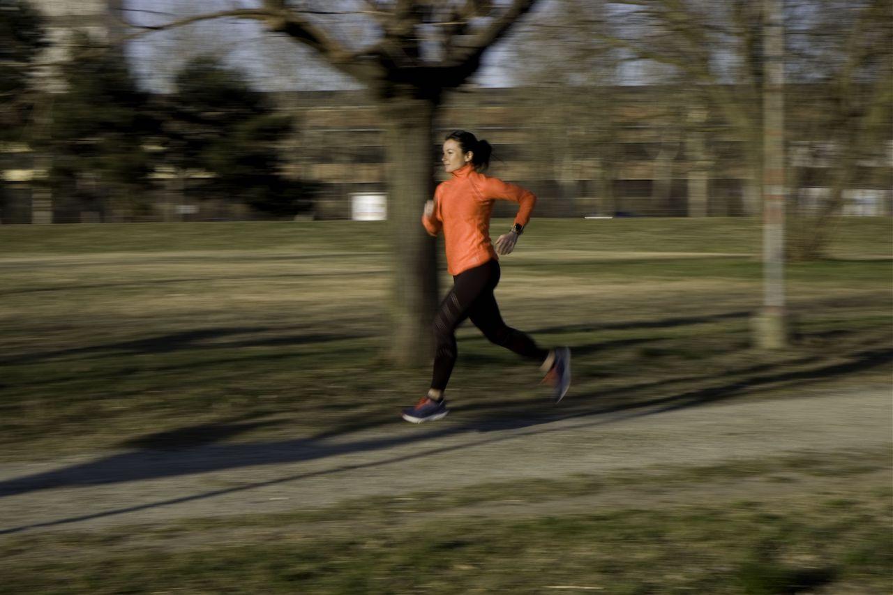 I muscoli sono fatti di forza di volontà: allenare l'endurance