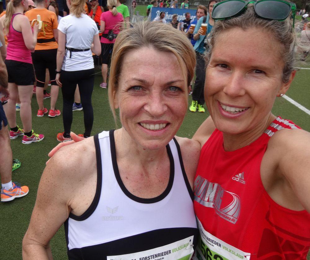 Bernadette Pichlmaier und Bianca Meyer