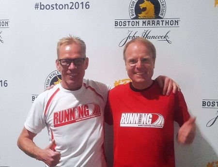RUNNING Company Marathon-Vorbereitung