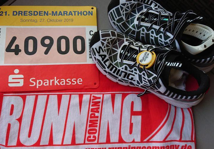 Tolle Ergebnisse beim Dresden und Frankfurt Marathon von unseren Red Runners