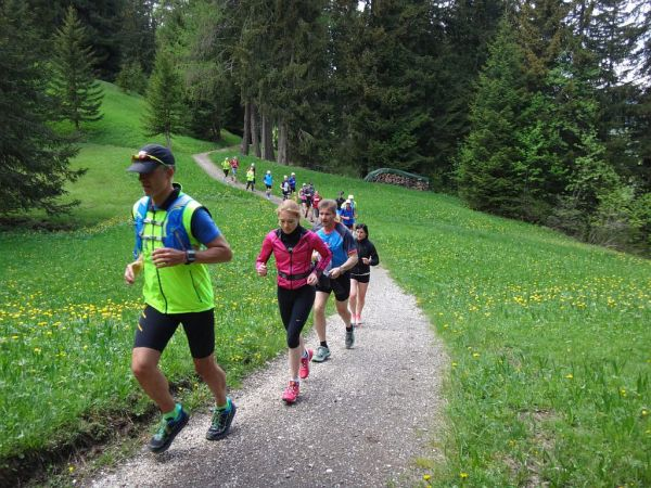 Seiser Alm Laufcamp Best of 18
