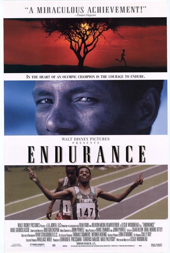 Película Endurance 1999 con Haile Gebrselassie