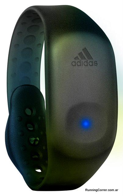 adidas MiCoach Zone Blue