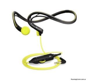 Auricular para correr Sennheiser adidas PMX680