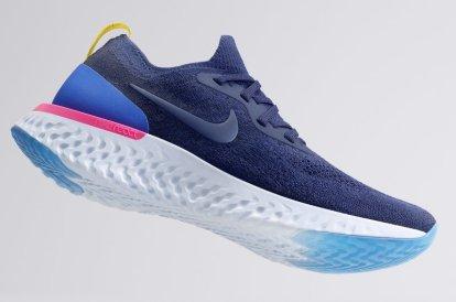 Nike Running Epic React azul