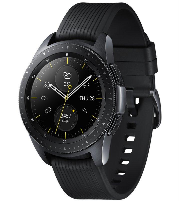 Galaxy Watch 2018 42mm Midnight Black (negro)