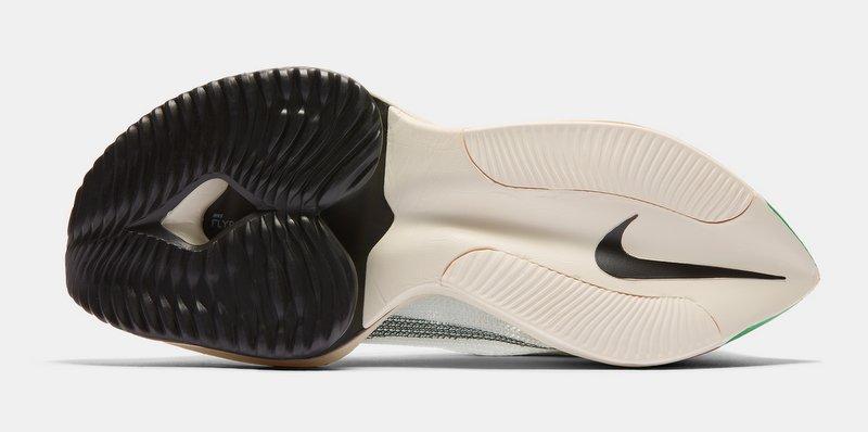 Nike Air Zoom Alphafly NEXT% suela