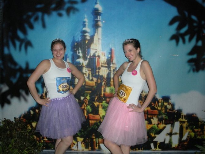 Disney Princess Half Marathon 2011