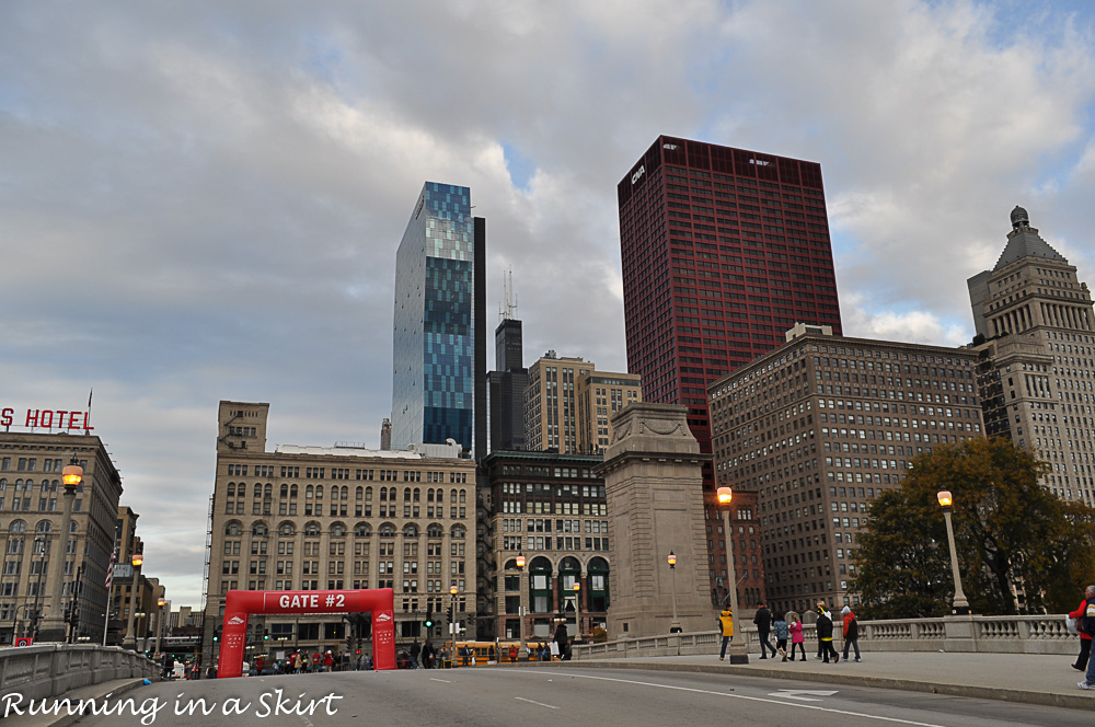 Chicago Marathon 2012-10