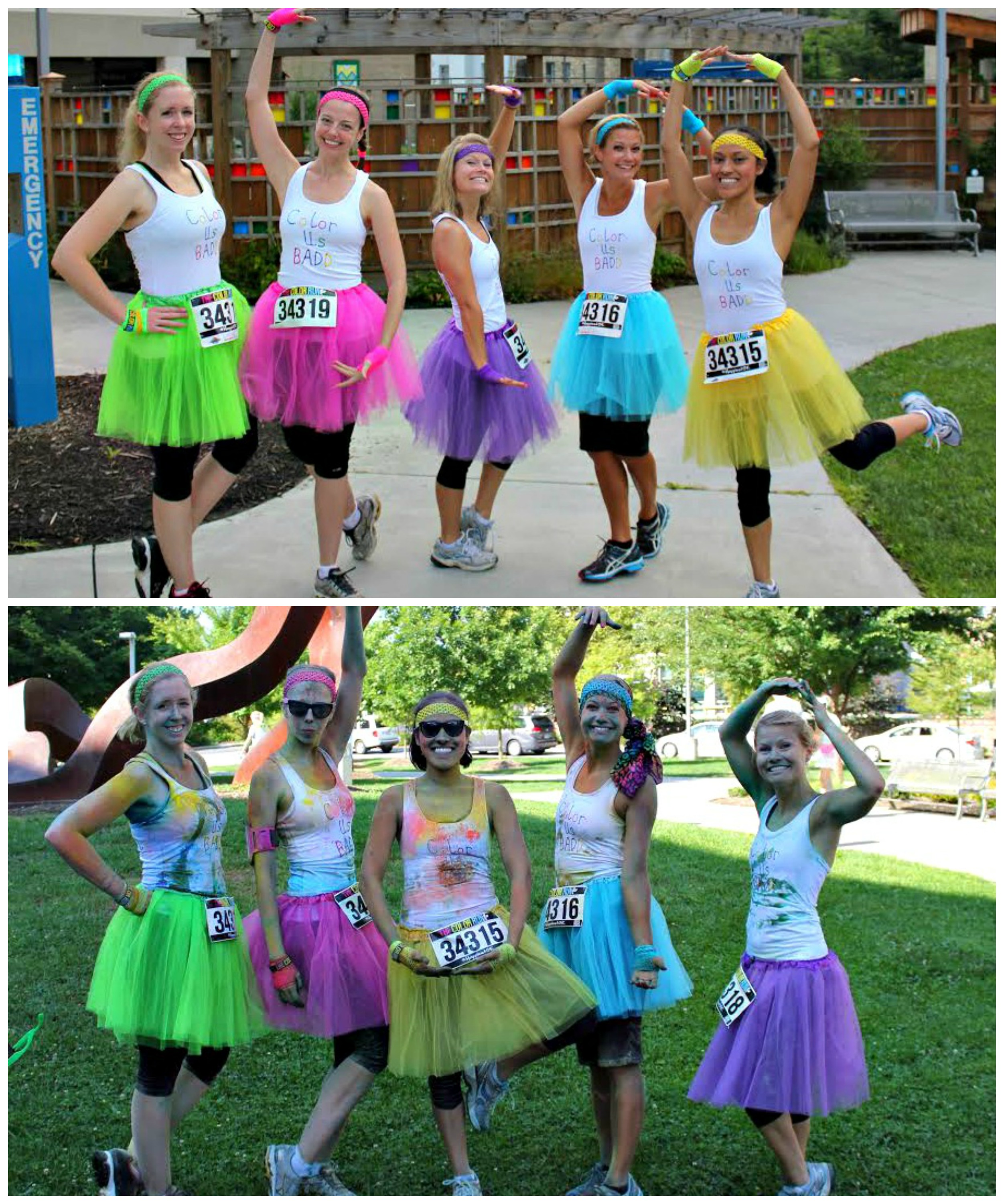 Color run faq running in a skirt the ultimate guide to the color run publicscrutiny Images
