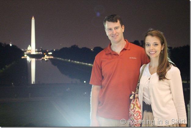 Lincoln_Memoria_Washington_Monument_Night