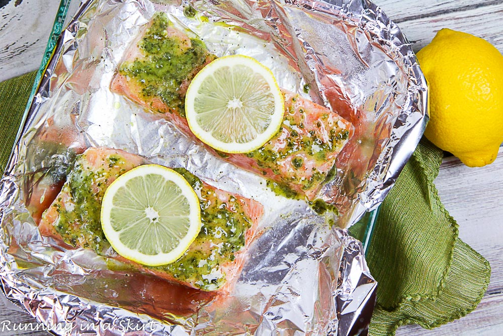 Lemon Pesto Salmon-2-1