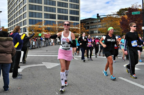 Chicago-Marathon-julie-finish