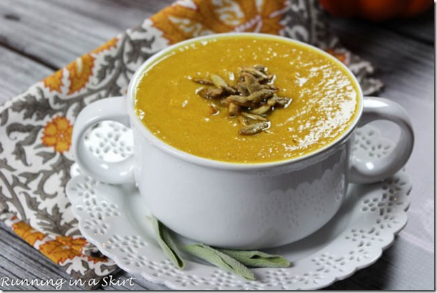 Simple Pumpkin Soup-17-4