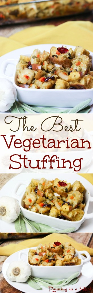 The Best Vegetarian Stuffing Recipe