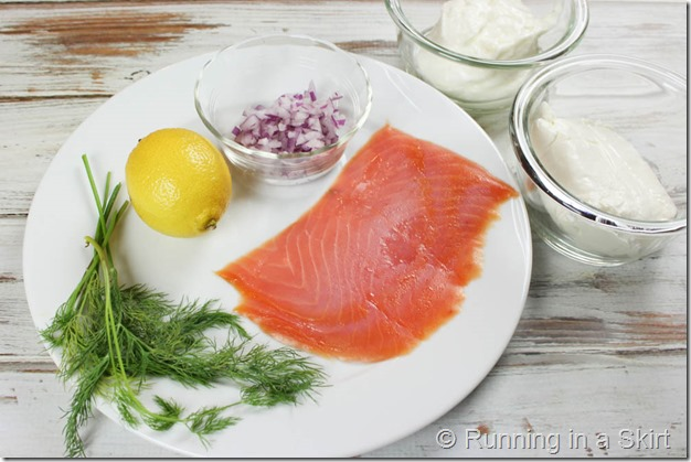 Healthy Smoked Salmon Dip-5-1