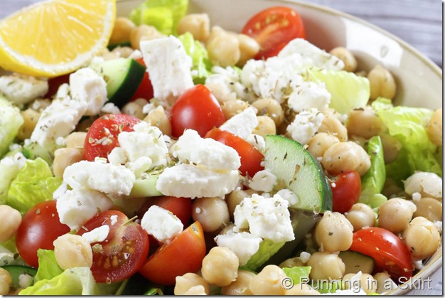 Mediterranean Chickpea Salad-12-3