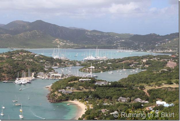 Shirley Heights Antigua