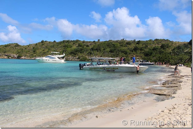Bird Island Antigua