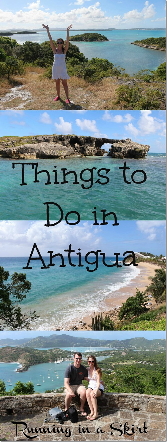 Things to Do in Antigua Pin