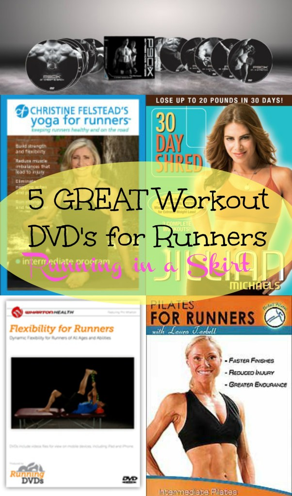 Workout DVDs for Runners