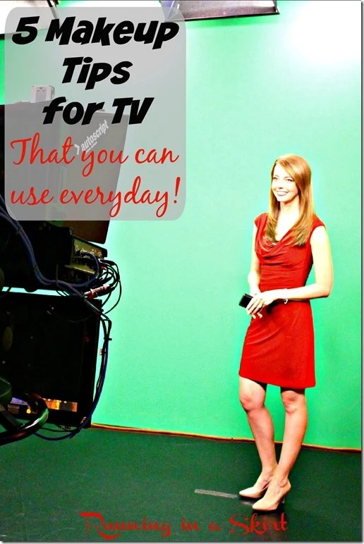 Makeup Tips for TV