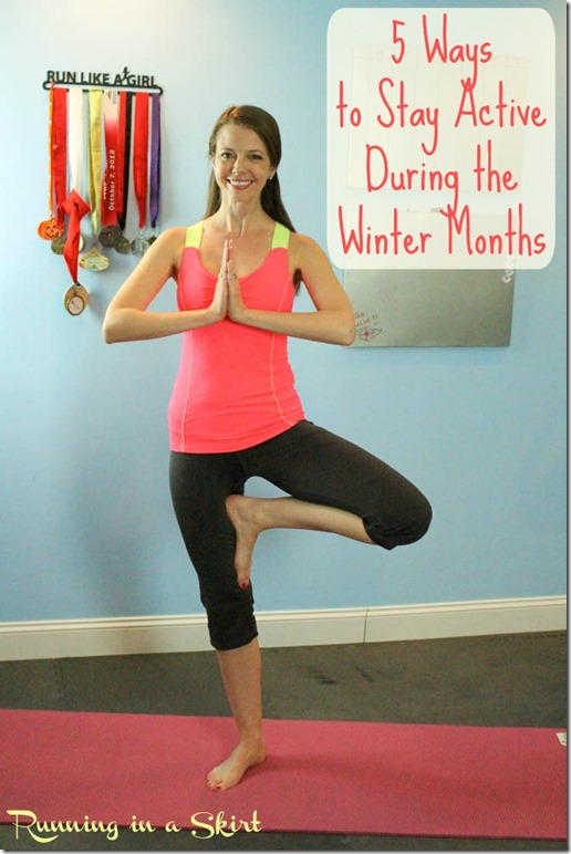 Staying Active During the Winter Months