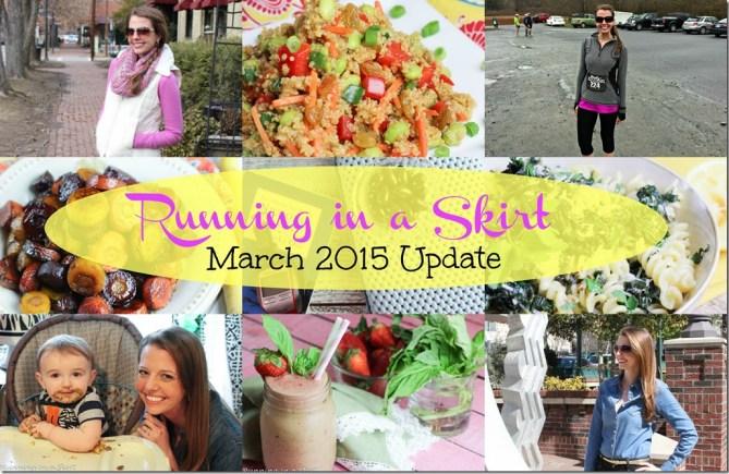 March 2015 Update