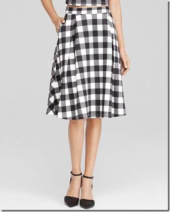 gingham steal